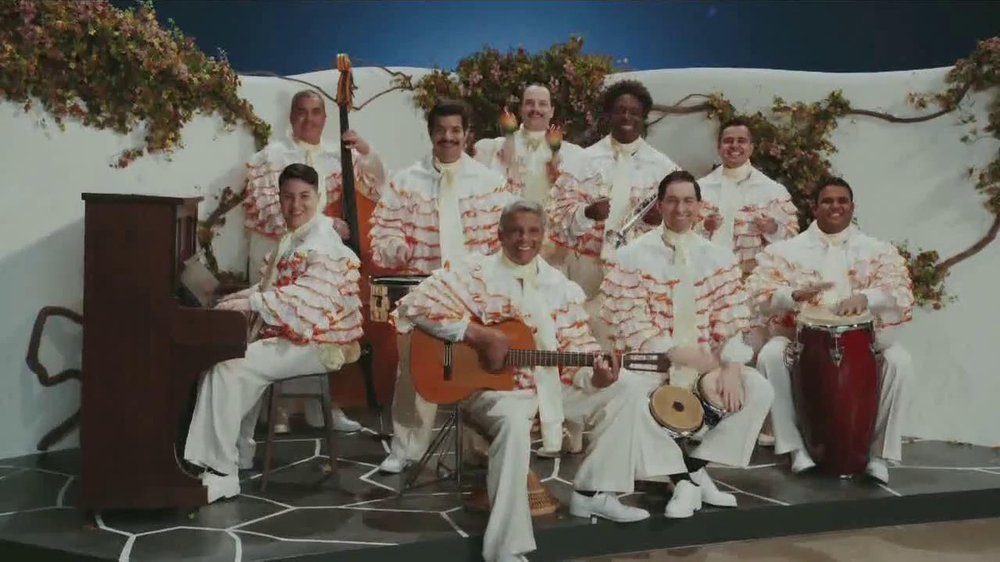 Little Caesars Pizza TV Commercial, 'Deep Dish Combo Mambo'