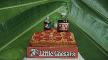 Little Caesars Pizza TV Spot, 'Deep Dish Combo Mambo' [Spanish] - Thumbnail 1