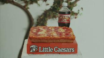 Little Caesars Pizza TV Spot, 'Deep Dish Combo Mambo' [Spanish] - Thumbnail 6