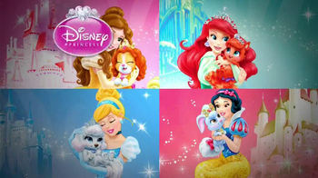 Disney Princess Palace Pets TV Spot, 'Royalty'