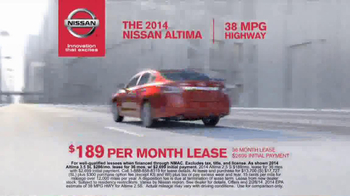 Nissan TV Spot, '5 New Nissans' - Thumbnail 7