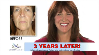 Lifestyle Lift TV Spot, 'Lasting Results'