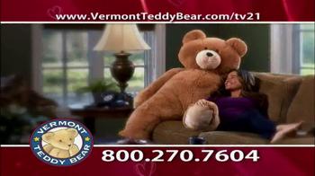 Vermont Teddy Bear TV Spot, 'Score Big Points'
