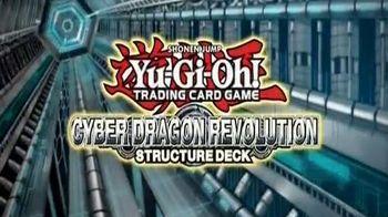 Yu-Gi-Oh! Cyber Dragon Revolution TV Spot