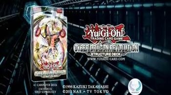Yu-Gi-Oh! Cyber Dragon Revolution TV Spot - Thumbnail 10