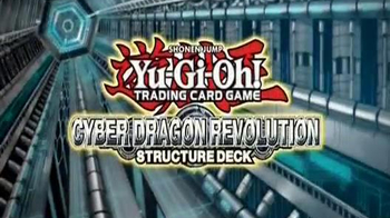 Yu-Gi-Oh! Cyber Dragon Revolution TV Spot