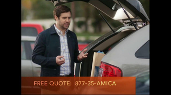 Amica Mutual Insurance Company TV Spot, 'Expectations' - Thumbnail 8