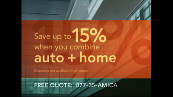 Amica Mutual Insurance Company TV Spot, 'Expectations' - Thumbnail 9
