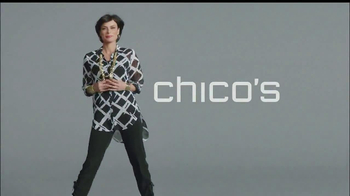 Chico's The Long Shirt TV Spot
