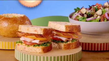 Panera Bread TV Spot, 'Lunch Favorites' Song by Avalanche City - Thumbnail 1