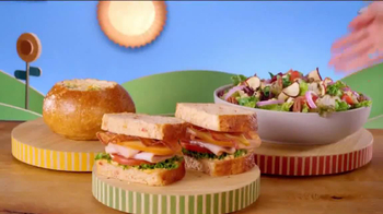 Panera Bread TV Spot, 'Lunch Favorites' Song by Avalanche City