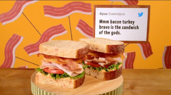Panera Bread TV Spot, 'Lunch Favorites' Song by Avalanche City - Thumbnail 4