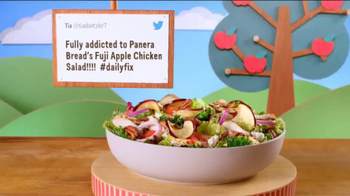 Panera Bread TV Spot, 'Lunch Favorites' Song by Avalanche City - Thumbnail 6