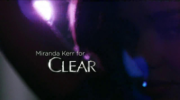 Clear Scalp & Hair TV Spot, 'Strength' Featuring Miranda Kerr - Thumbnail 1