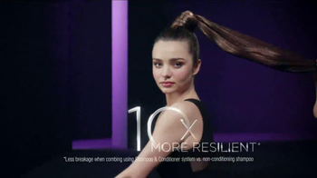 Clear Scalp & Hair TV Spot, 'Strength' Featuring Miranda Kerr - Thumbnail 9