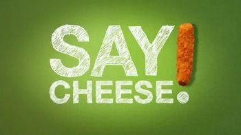 Farm Rich Breaded Mozzarella Sticks TV Spot, 'Say Cheese'