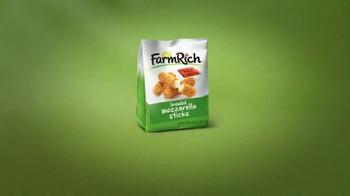 Farm Rich Breaded Mozzarella Sticks TV Spot, 'Say Cheese' - Thumbnail 9