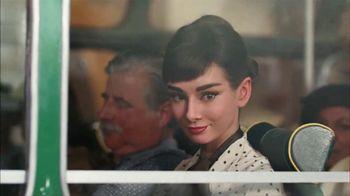 Dove Dark Chocolate TV Spot, 'Audrey Hepburn'