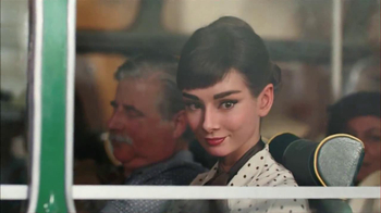 Dove Dark Chocolate TV Spot, \'Audrey Hepburn\'