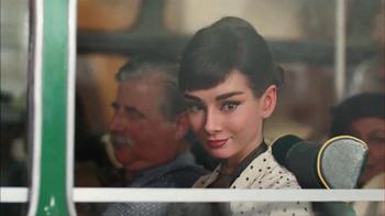 Dove Dark Chocolate TV Spot, 'Audrey Hepburn' - 4572 commercial airings