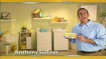 Arm and Hammer Total 2-in-1 Dryer Clothes TV Spot - Thumbnail 1