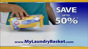 Arm and Hammer Total 2-in-1 Dryer Clothes TV Spot - Thumbnail 4