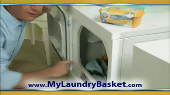Arm and Hammer Total 2-in-1 Dryer Clothes TV Spot - Thumbnail 7