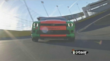 GoDaddy TV Spot, 'The Big Leap' Featuring Danica Patrick - Thumbnail 1
