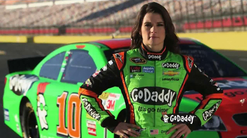 GoDaddy TV Spot, 'The Big Leap' Featuring Danica Patrick - 20 commercial airings