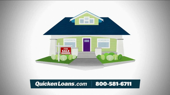Quicken Loans TV Spot, \'Shop for a Home With Confidence\'