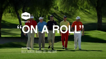 Ping Golf Karsten Tru TV Spot, 'On a Roll' Feat Bubba Watson, Lee Westwood - Thumbnail 1