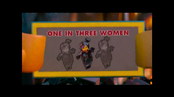 Go Red for Women TV Spot, 'LEGO Heart Disease'