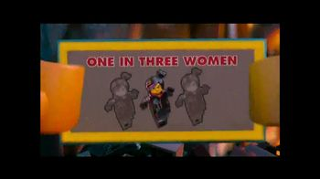 Go Red for Women TV Spot, 'LEGO Heart Disease'