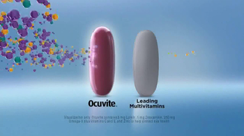 Ocuvite Adult50+ TV Spot, 'Nutrients' - Thumbnail 9