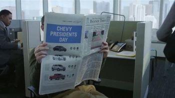 Chevrolet President's Day TV Spot, 'Suerte' [Spanish] - 3 commercial airings