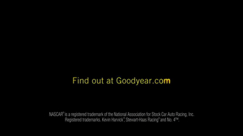 Goodyear TV Spot, 'Tire Talk: The Force of 3Gs' Featuring Kevin Harvick - Thumbnail 9