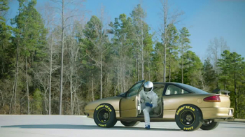 Goodyear TV Spot, 'Tire Talk: The Force of 3Gs' Featuring Kevin Harvick - Thumbnail 4