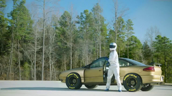 Goodyear TV Spot, 'Tire Talk: The Force of 3Gs' Featuring Kevin Harvick - Thumbnail 5