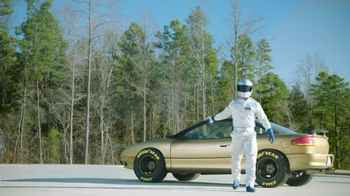 Goodyear TV Spot, 'Tire Talk: The Force of 3Gs' Featuring Kevin Harvick - Thumbnail 6