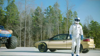 Goodyear TV Spot, 'Tire Talk: The Force of 3Gs' Featuring Kevin Harvick - Thumbnail 7