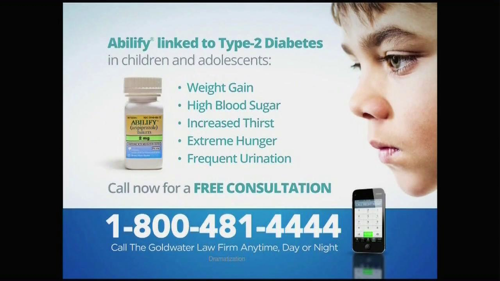 diabetes and abilify