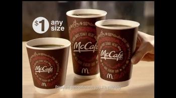 McDonald's McCafé TV Spot, 'Rise and Shine' - Thumbnail 5