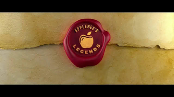 Applebee's Quesadilla Burger TV Spot, 'Legends' - Thumbnail 1