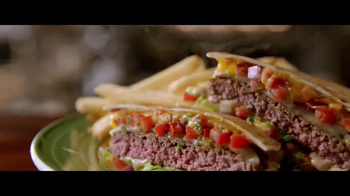 Applebee's Quesadilla Burger TV Spot, 'Legends' - Thumbnail 10
