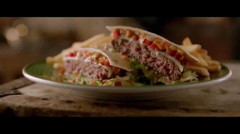 Applebee's Quesadilla Burger TV Spot, 'Legends' - Thumbnail 2