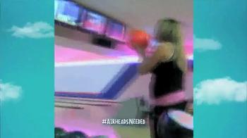 Airheads TV Spot, 'Bowling' - Thumbnail 1