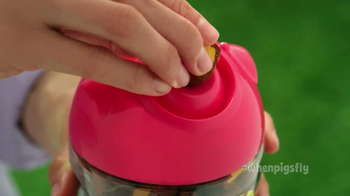 Beggin' Party Poppers TV Spot, 'Poppers: When Pigs Fly' - Thumbnail 6