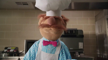 Subway TV Spot Featuring The Muppets, Jared Fogel - Thumbnail 7