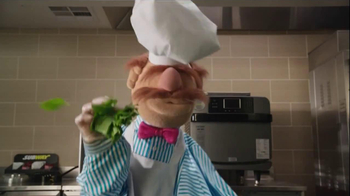 Subway TV Spot Featuring The Muppets, Jared Fogel - Thumbnail 8