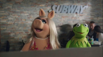 Subway TV Spot Featuring The Muppets, Jared Fogel - Thumbnail 9